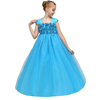 Baby Fancy Girls Party Dress Peplum Dress Frock Design Girl Dresses Kids Clothes Wedding Dresses