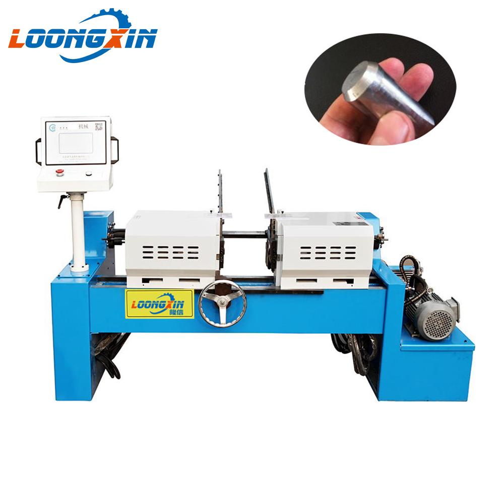 Máquina de serrar circular de tubo de aço sem costura semi automático de baixo preço