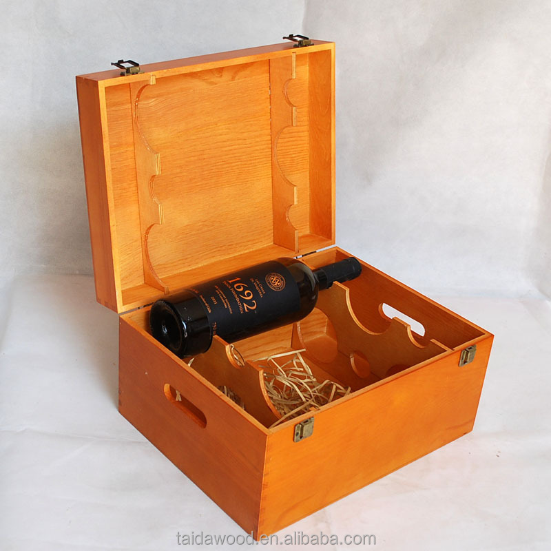 Wood vintage wine crates for wine boxes buy wood vintage for Where to buy used wine crates