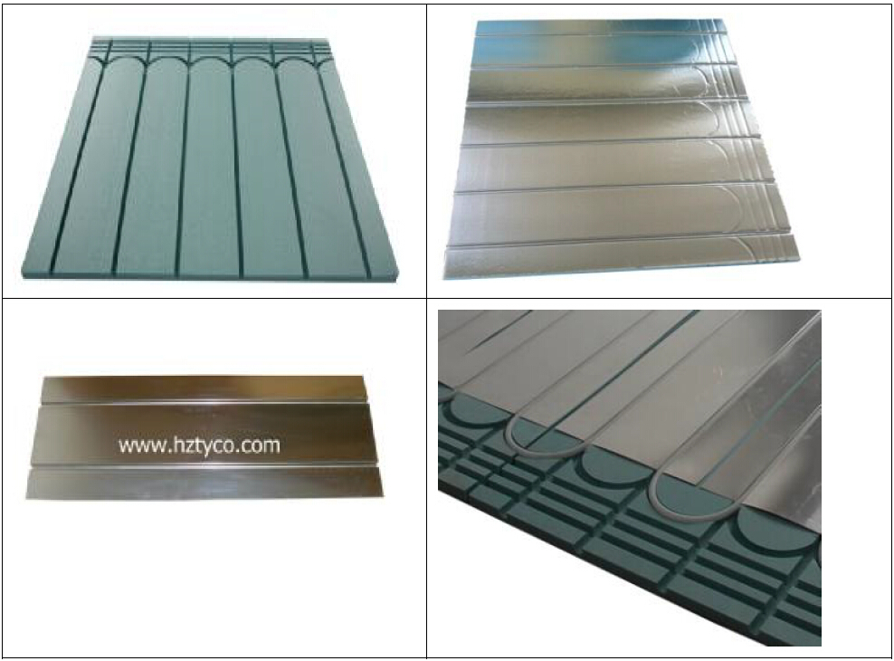 heating floor climate inc radiant mechanical heat panels