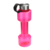 Top Seller Leak Proof 750ml Dumbbell Shape Sport Small Water Bottle With Portable Handle