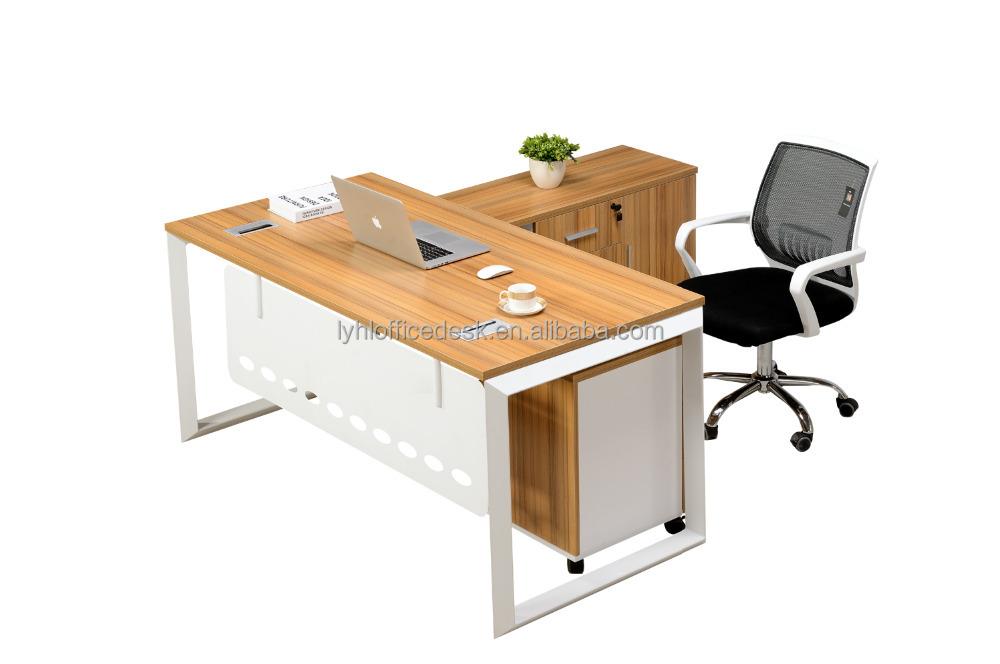 Venta al por mayor escritorios de lujo en madera compre for Escritorios diseno italiano