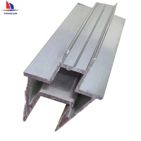 Aluminum sliding door profiles and parts accessories sliding closet door parts
