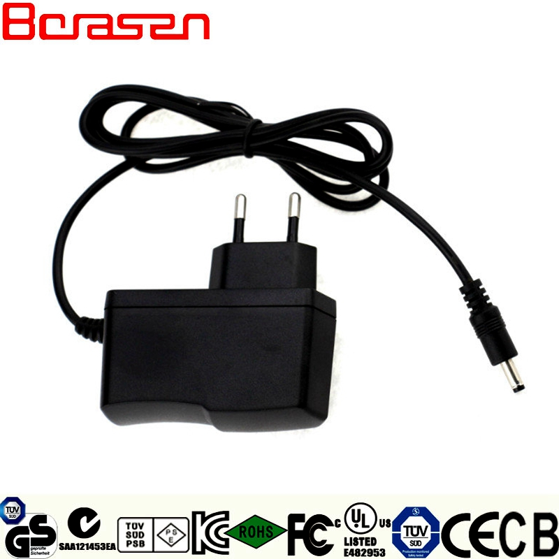 Professional 24v 300ma 350ma Power Adapter 220v Ac To 24v Dc Adapter With Dc Plug