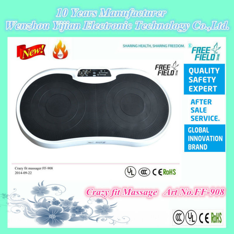 Vibrate Horse Riding Machine, F-908 Crazy Fit Vibration massager vibration machine, Crazy fit massager