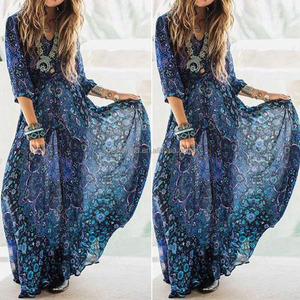 2018 Fashion Summer New Design Lady sleeveless maxi dress long maxi dress