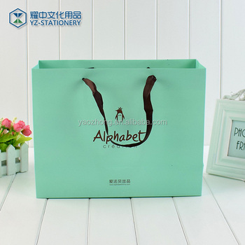 China Price Whole World Market Custom Logo Printing Paper Retail Bags For Garment Ping Packaging