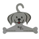Standard clothes hanger size clothes rack hanger pet clothes hanger