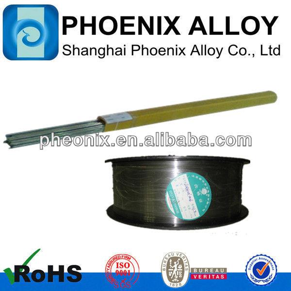 Monel 400 Tig Welding Wire Ernicu-7 - Buy Monel 400 Tig Welding Wire ...