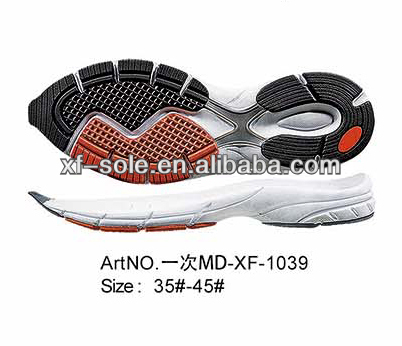 Xinfeng hoe sale outdoor soles best kind of running shoes XF-1039
