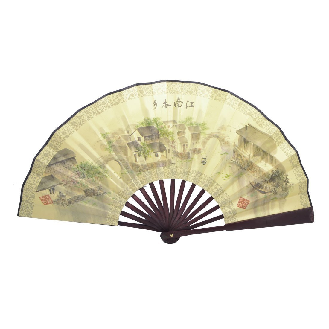 Cheap Bamboo Paper Fan, find Bamboo Paper Fan deals on line at ...