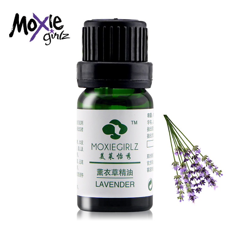 Aromatherapy essential oil Basic Sampler &Lavender 100% Pure, Undiluted Essential Oil Therapeutic Grade - 10 ml -826027