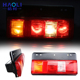 Truck bulb iron tail light combination lamp auto parts rear light truck