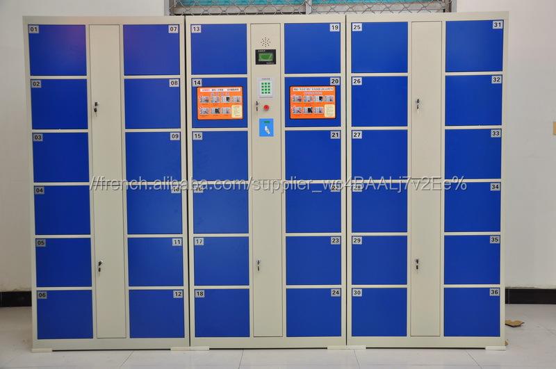 armoire de stockage de code barres stockage intelligent. Black Bedroom Furniture Sets. Home Design Ideas