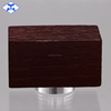 high quality wooden and AL perfume bottle cap