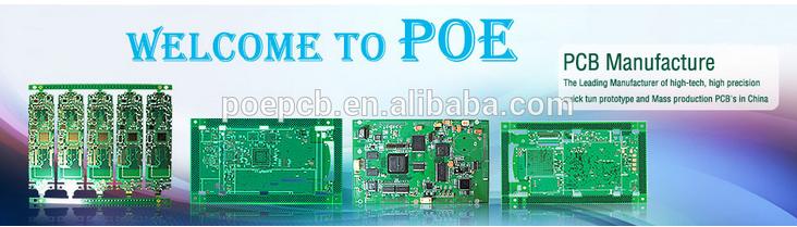 מותאם אישית רב שכבתי אחרים PCB ייצור עבור מקלדת צרכן אלקטרוניקה