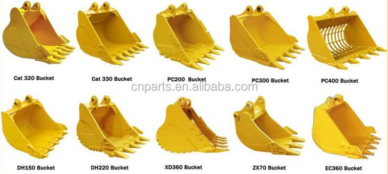 Excavator Hitachi Bucket,Excavator Attachments,Hitachi Zx200 3 ...