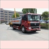 Top selling Foton 13-16cbm oil tank truck Fuel tank truck with fuel dispenser