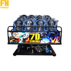 China Motion Seats 7D Cinema System 5D Movie Theater 5D Cinema Trailer For Sales