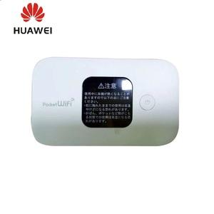 Original Unlocked 607HW E5577 Huawei Wireless wifi Router 4G LTE  e5577cs-321 Mobile Hotspot router withLCD Screen