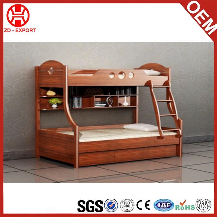 Barato y duradero ni os muebles de dormitorio camas - Litera para adultos ...