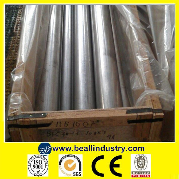 Nickel material incoloy 825 seamless pipe for chemical processing