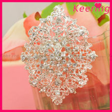 2015 cheap rhinestone brooch for wedding in bulk