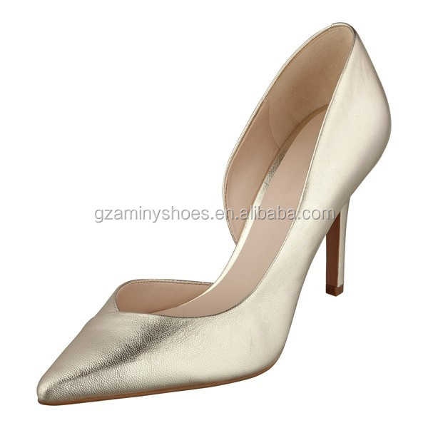 sexy lady women 2015 dress pointy pump shoes heel Elegant office toe shoes high zpdwYxBq