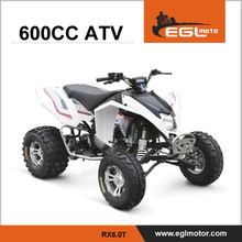 600cc racing atv