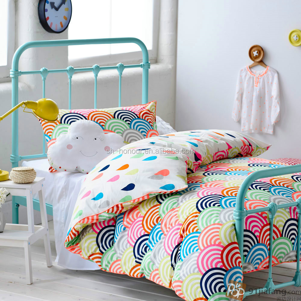comforter printed quilt for children