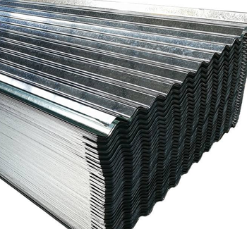 Galvanized Corrugated Roofing Sheet Corrugated Sheets For