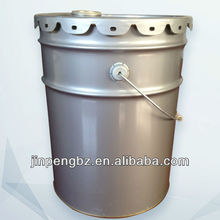 color galvanized metal bucket