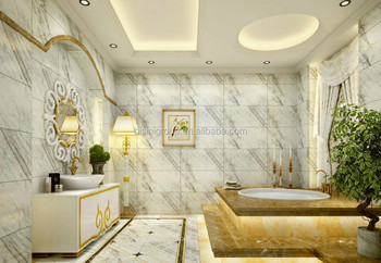 European Style Graceful 3d Rendering Bathroom Design European Style