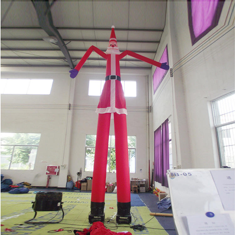 Advertising tube mini fly guy inflatable air dancer