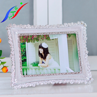 open hot sexy college girl new crystal glass photo frame