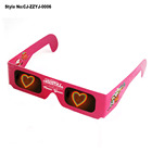 Wholesale Paper glasses for 3D film