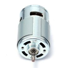 24 12 v powerful carbon brush electric dc motor