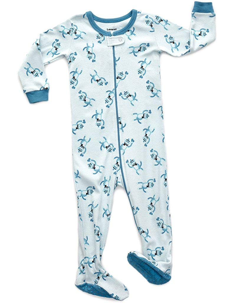 0085d667d Cheap Footed Pajamas For Toddler Boys