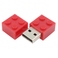 OEM/ODM Plastic pvc silicon usb flash drive