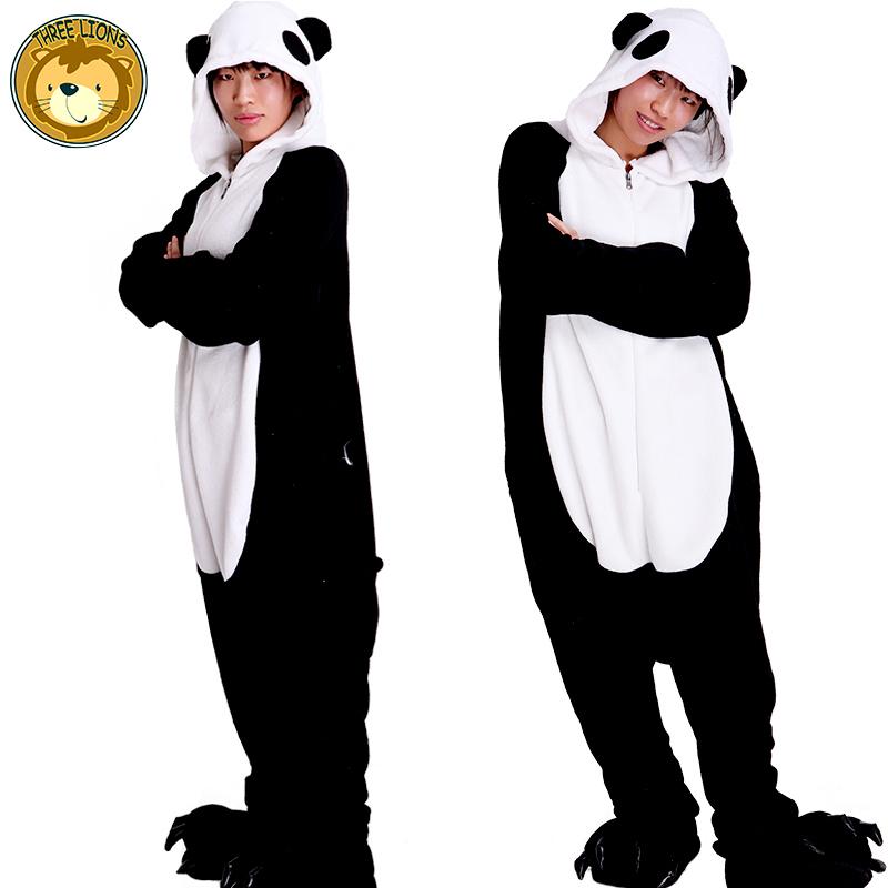 58087a903784 Adult Unisex Pajamas Costume Adult Animal Onesie Plus Size - Buy ...