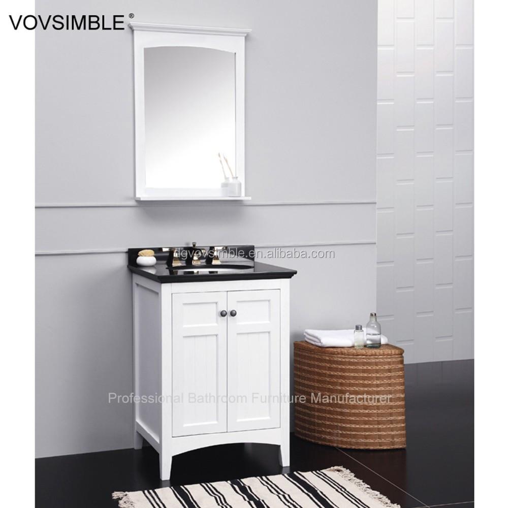 Unfinished wood bathroom cabinets bathroom cabinet solid wood bathroom wall cabinet buy - Solid wood bathroom wall cabinet ...