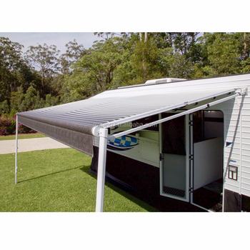 15 FT Caravan Awning Shade Sun Blocker Privacy Screen Suit All Awnings