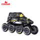 2018 Top quality handmade cougar professional inline speed skates