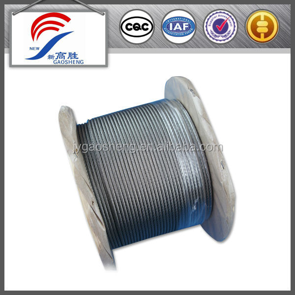 China Spring Steel Cable, China Spring Steel Cable Manufacturers and ...