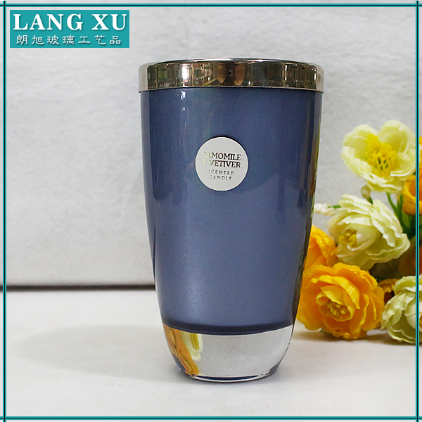 langxu scented tin wholesale soy candles scented in bulk