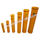 6inch fiberglass mortar tubes high quality factory price mortar tubes supplier for China fireworks display shells