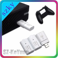 400 mAh NI-MH Battery Charging Dock Kit For XBOX ONE Slim (S) Console and Controller
