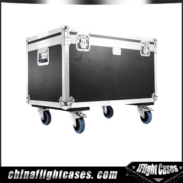 410 x 410 x 330 mm Flight case Aluminum Hardwares movable