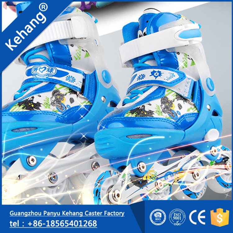 Made in China new style beautiful cheap inline skate training wheels