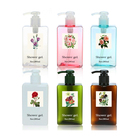 OEM Whitening Moisturizing Shower Gel Body Wash Bath Gel